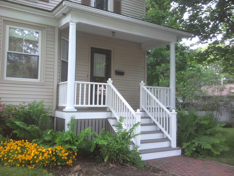 New Front Porch Greater Portland Homeworks Llc